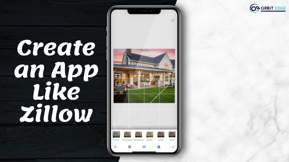 How to Create a Real Estate App like Zillow?