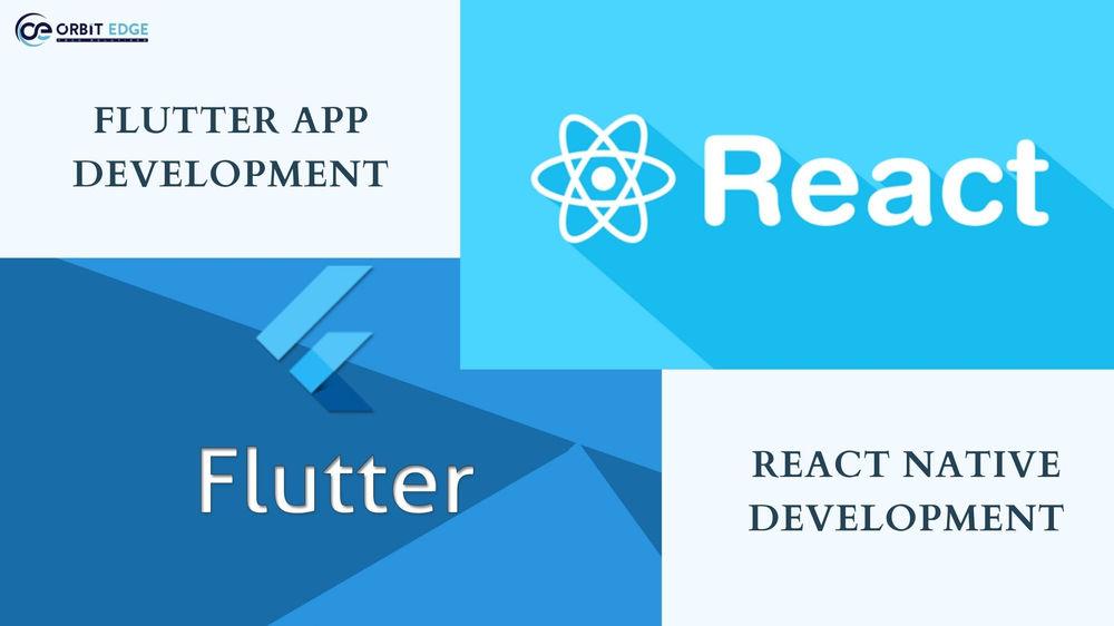 Flutter App Development vs React Native Development