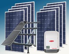 Kit solar Tulum