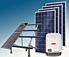 Paneles solares Tulum