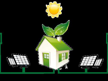 Paneles solares para sistema inteconectado