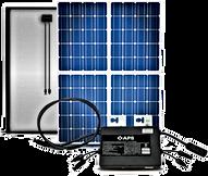 Kit solar Playa del Carmen