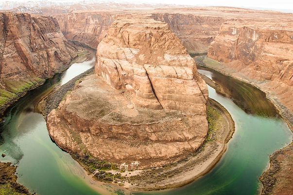 photo de voyage au grand canyon