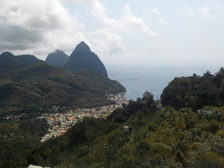 St Lucia - a holiday for us all!