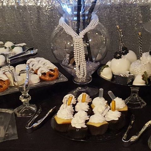 2279a6bc46ec Diamonds   Pearls Dessert Bar