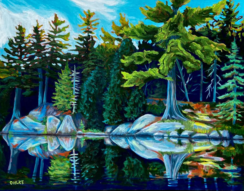 Whitefish Lake, Algonquin  SOLD