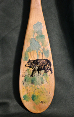 Ready for Bear SOLD