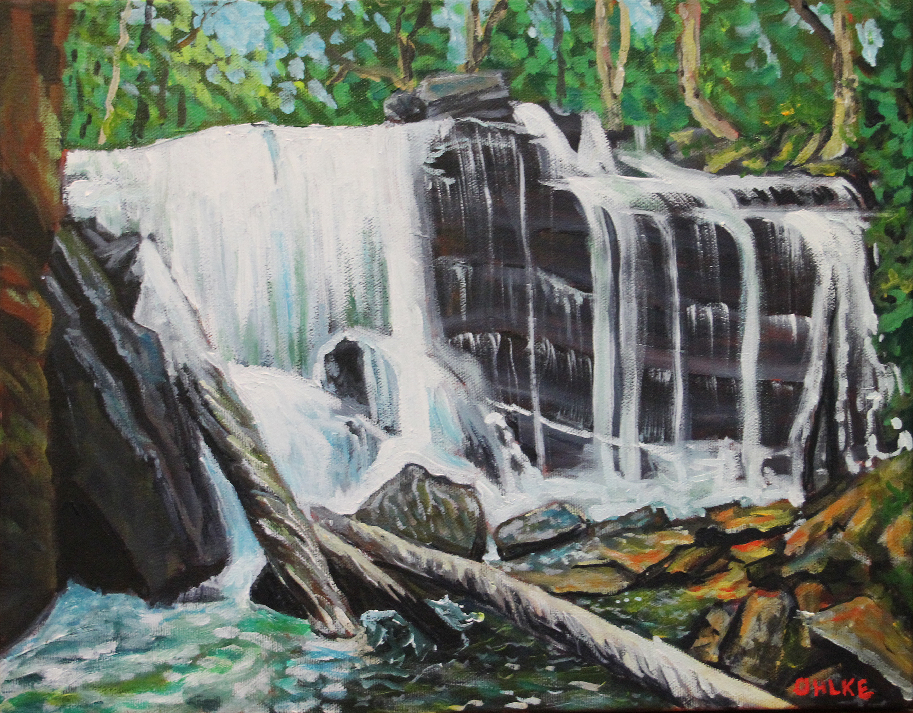 Northern Falls