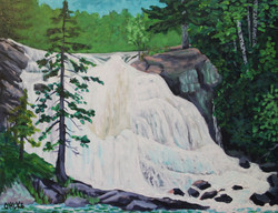 Below High Falls