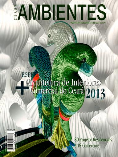 Ambientes Especial Arquitetura de Interiores 2013