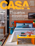 Casa Claudia Fev 2012