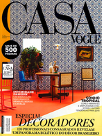 Casa Vogue Especial Decoradores 341 2014
