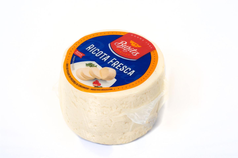 Queijo Ricota Fresca - Buritis
