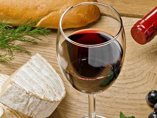Como harmonizar queijos e vinhos - Buritis