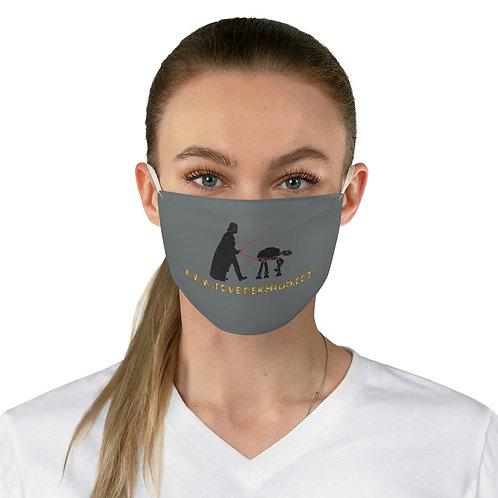 Fabric Face Mask Darth Vader AtAT