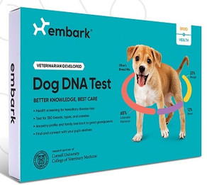 Embark On Your Dogs DNA Journey!