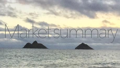 Market Summary 2016