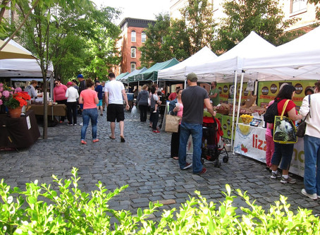 Little List: Local Farmer's Markets