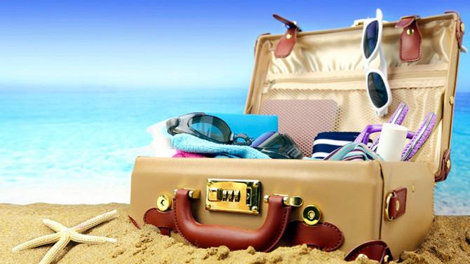Dê um novo destino aos seus itens de praia.