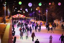 EKATOK.RU Где покататься на коньках в Екатеринбурге?