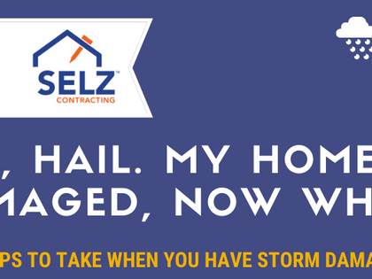 Steps to Take When Your Home Is Damaged [Infographic]