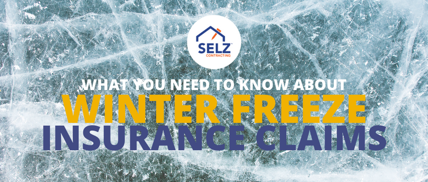 Checklist for Winter Freeze Claims & Insurance