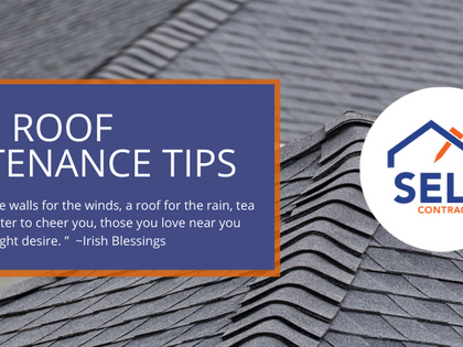Roofing Maintenance and When It's Time to Replace