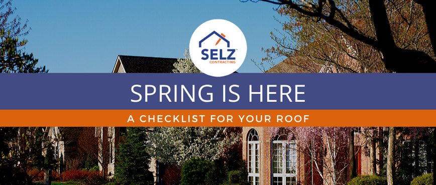 Spring Cleaning: Checklist for Your Roof