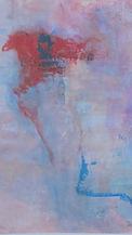 © LA CLEF DU HASARD - 22X28 - Acrylique sur papier marouflé sur panneau de masonite