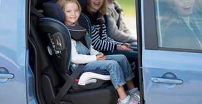Lielāku bērnu drošība automašīnā