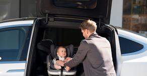 Pirmais auto krēsliņš mazulim