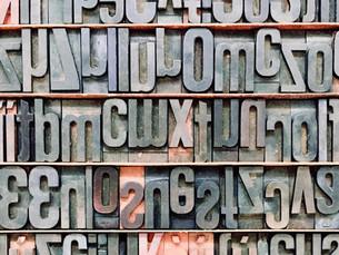 GDUSA Top 12 fonts for print design