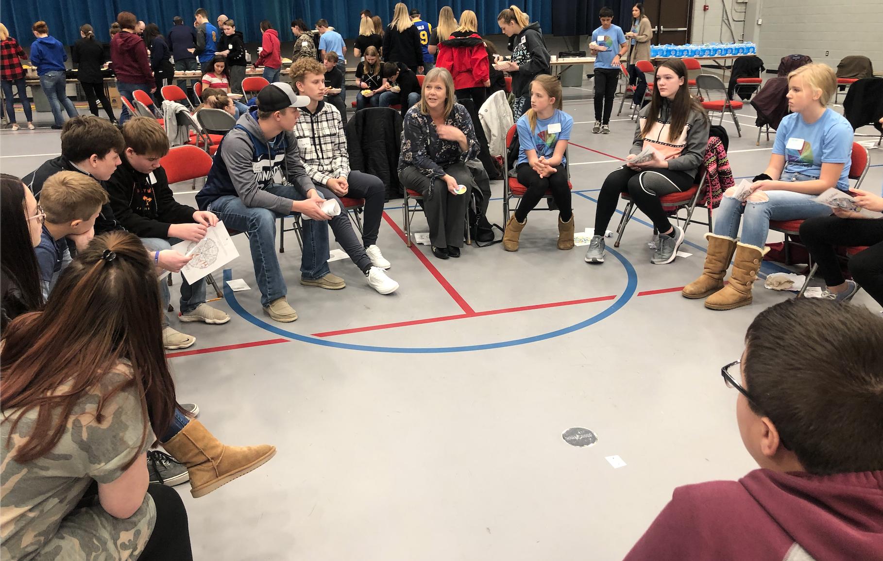 Community Volunteer Chat