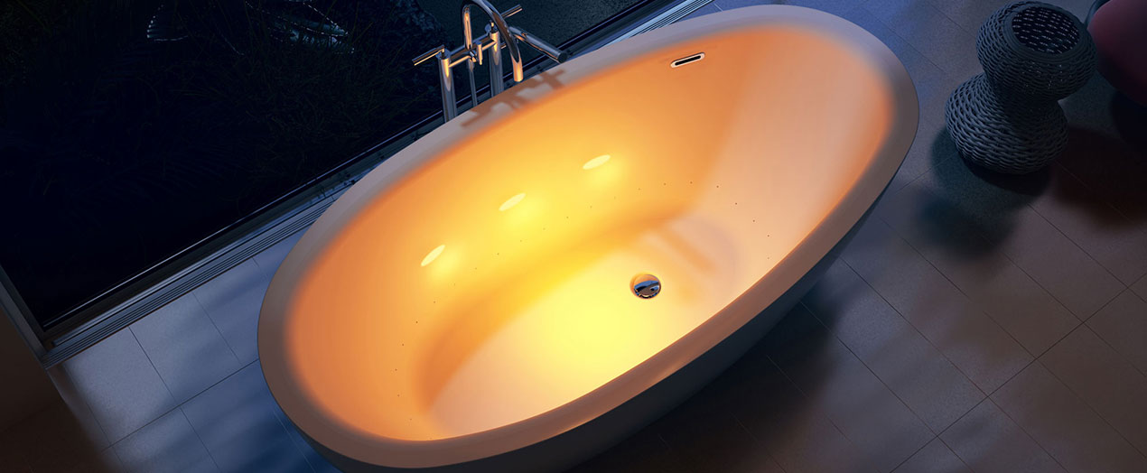 new_Essencia_Design_BainUltra_bathtub_with_Illuzio_chromatherapy