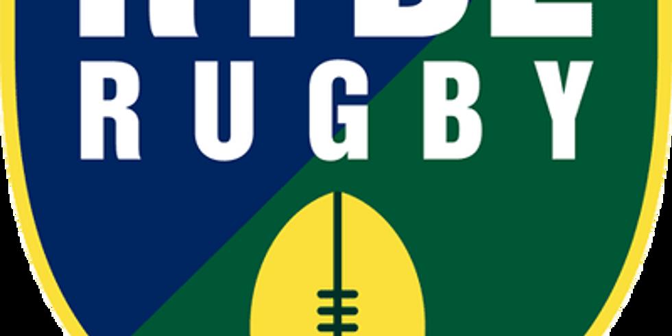 Ryde Rugby Registration Day