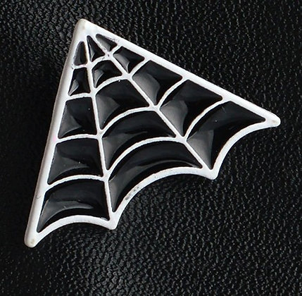 Spiderweb Pin (free shipping)