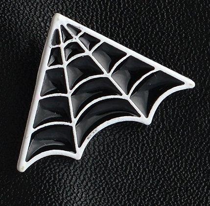 Spiderweb Pin (free shipping)
