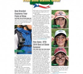 Featured: Texas Fish and Game Magazine
