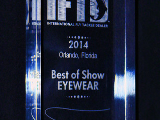 Best of Show: Eyewear - International Fly Tackle Dealer Show