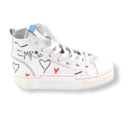 Semerdjian - Sneaker - E252E1 Version toile