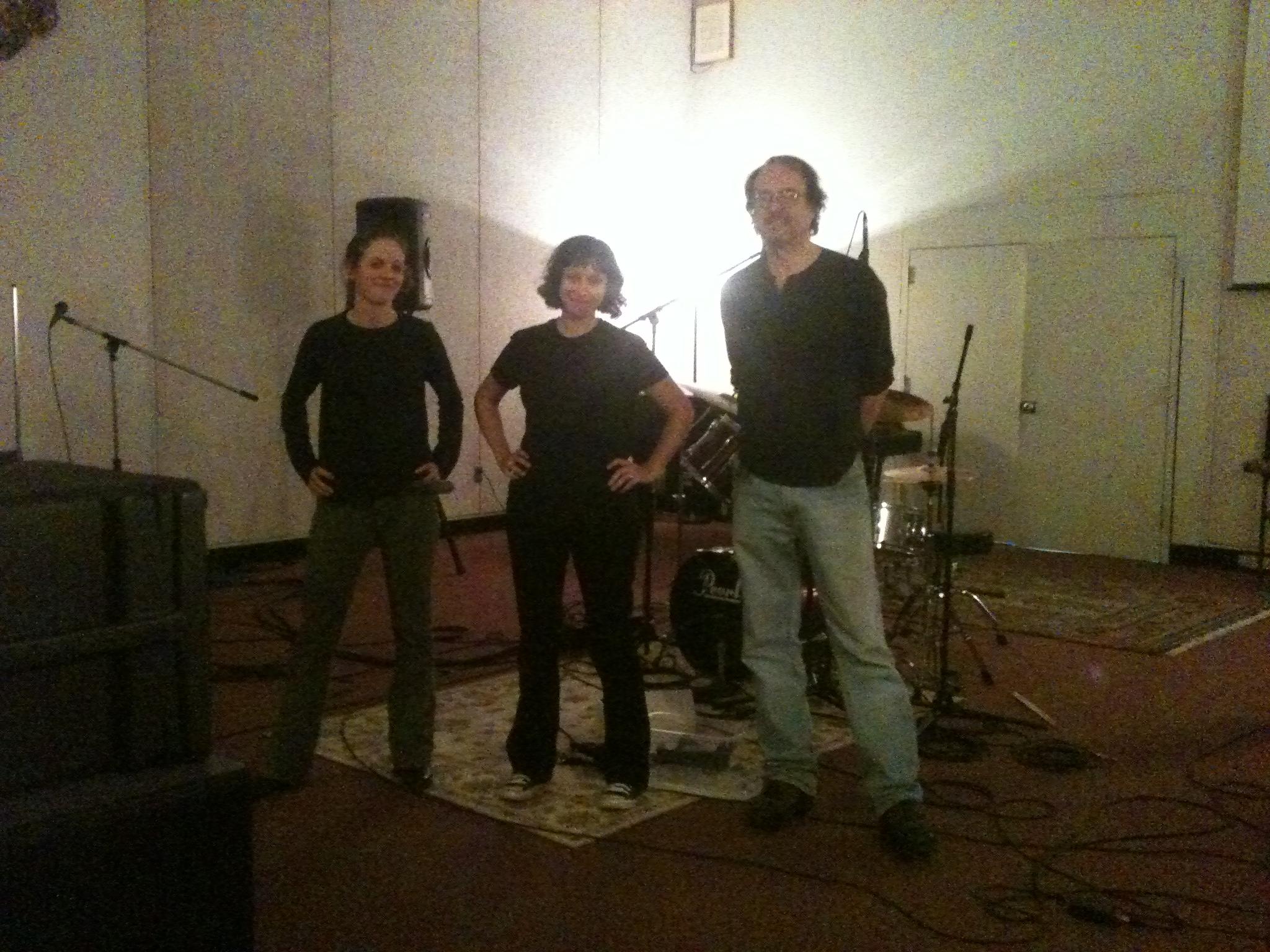 Sylvie, Kristie & Steven