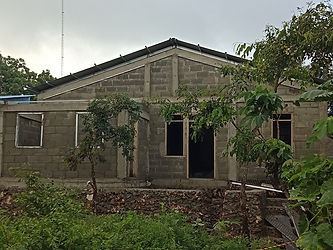 Baucau church building-roof is on.jpg