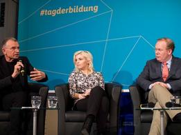 Tag der Bildung 2016: Netzwerk Chancen diskutiert mit