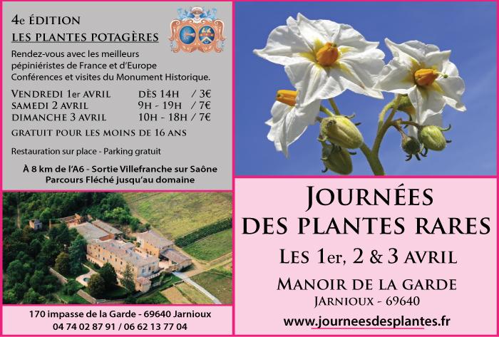 Fêtes des plantes Lyon Beaujolais