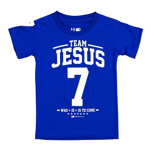 Team Jesus Classic RB Kids Tees