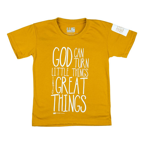Great Things Kids Tees