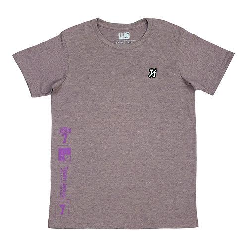 Team Jesus Embro Purple Gold