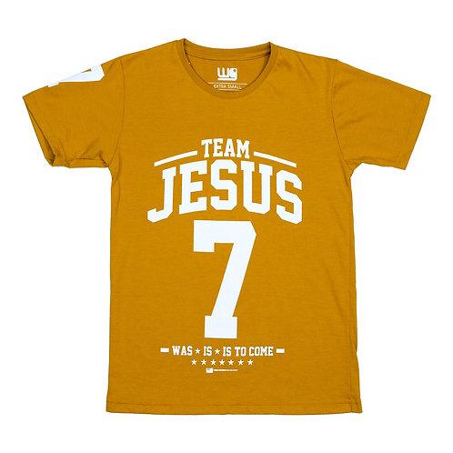 Team Jesus Classic Inca Gold