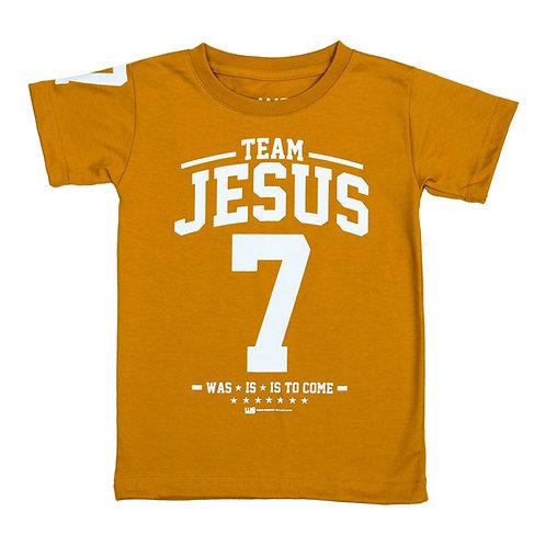 Team Jesus Classic Inca Kids Tees