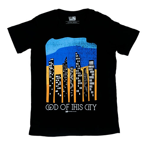 God Of This City Vintage Series